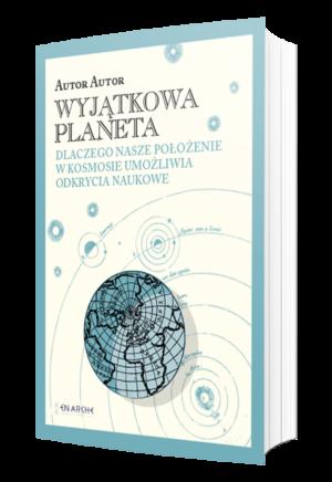Okładka książki Wyjątkowa Planeta