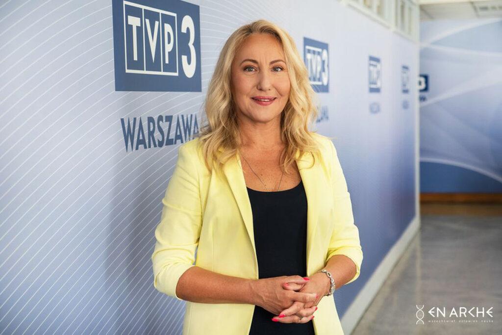 Mira Jankowska w TVP3